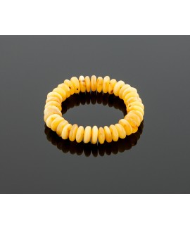 Butterscotch amber bracelet