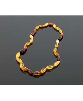 Amber necklace - Sweet olive