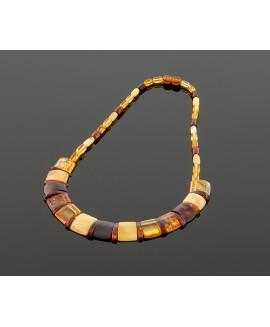 Amber necklace - Royal Cleopatra