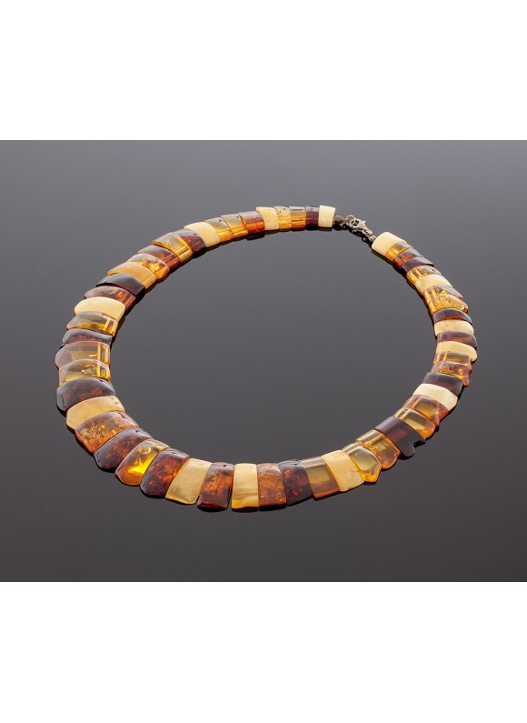 Amber necklace - Cleopatra
