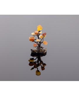 Amber tree 7cm