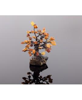 Amber tree 15 cm