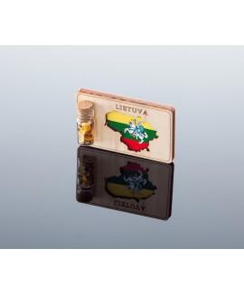 Souvenir magnet (1D LT)